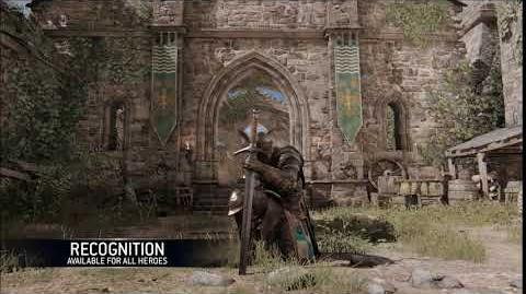 Recognition (Warden)