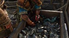 Wood Iron and Steel - Blackstone spoils of war - Samurai