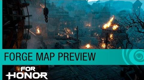 For Honor Season 2- Forge Map Preview -US-