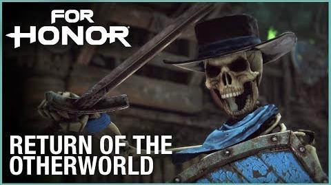 For Honor Return Of The Otherworld Halloween Event Trailer Ubisoft NA