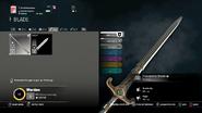 Warden Fravashis Blade