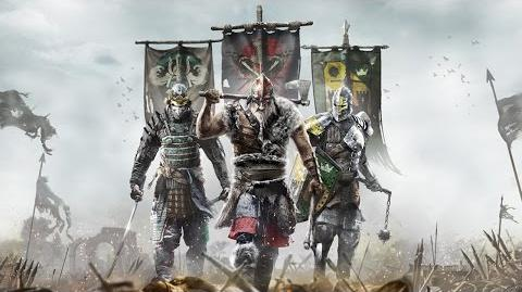 7 Minutes of For Honor Gameplay