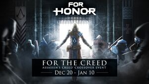 For Honor - For the Creed