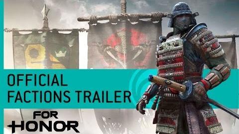 For Honor Trailer Viking, Samurai, and Knight Factions – Gamescom 2016 US