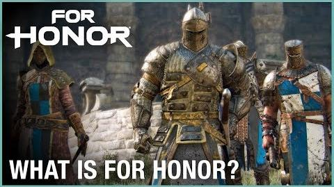 For Honor What Is For Honor? Trailer Ubisoft NA