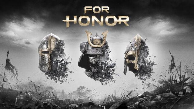 Файл:For Honor art Iconic Image E3.jpg