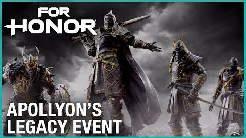 For Honor- Season 5 - Apollyon's Legacy Event - Trailer - Ubisoft -US-