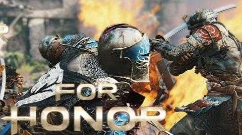FOR HONOR GAMEPLAY on PS4 at Gamescom 2015