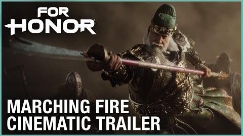 For Honor- E3 2018 Marching Fire Cinematic Trailer - Ubisoft -NA-