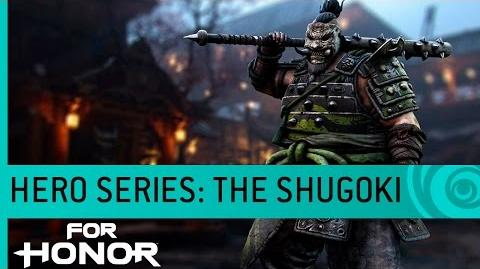 For Honor Trailer The Shugoki (Samurai Gameplay) – Hero Series 7 US