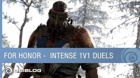 For Honor - What Makes 1v1 Duels so Intense? US