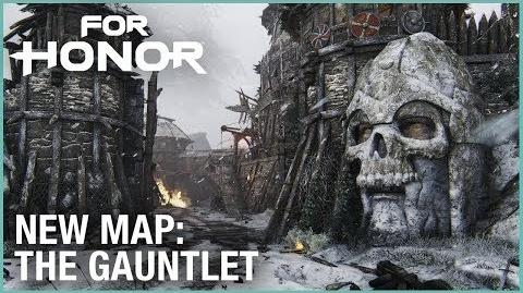For Honor- Season 4 - The Gauntlet - New Map - Trailer - Ubisoft -NA-