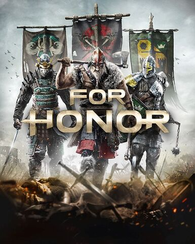 Файл:For Honor Game Art.jpg