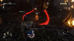 Duty - using fire arrows