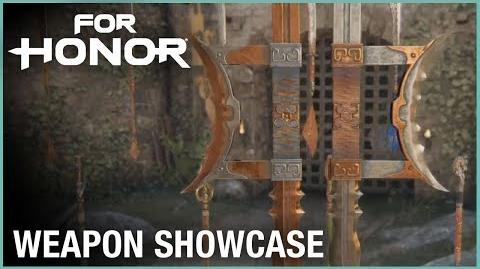 For Honor Marching Fire – Weapon Showcase Livestream Ubisoft NA