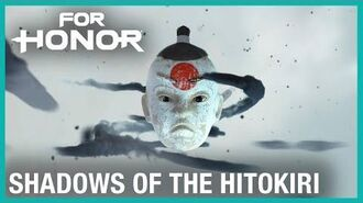 For Honor-2019 Shadows of The Hitokiri - New Event - Ubisoft -NA-
