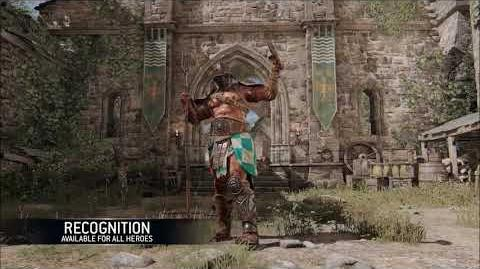 Recognition (Gladiator)