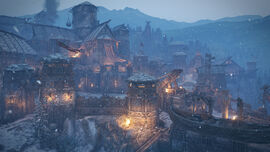 For Honor River Fort