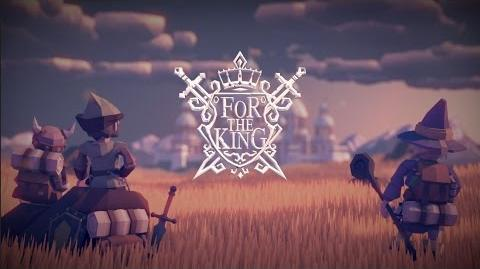 For The King Gameplay Trailer