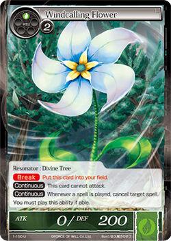 Windcalling Flower-0