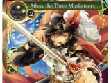 Athos, the Three Musketeers