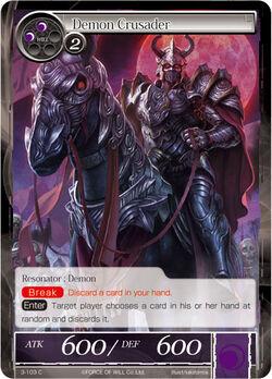 Demon Crusader