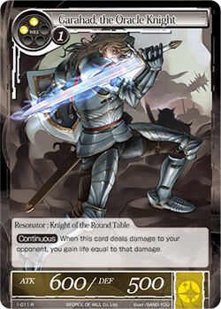 Garahad, the Oracle Knight