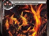 Belial, the Crimson Lord