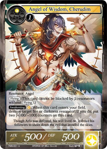The Moonlit Savior set gallery | Force of Will TCG Wiki