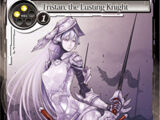 Tristan, the Lusting Knight