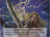 Faria, the Ruler of God Sword