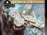 Gwiber, the White Dragon