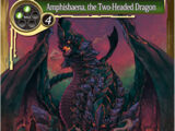 Amphisbaena, the Two-Headed Dragon