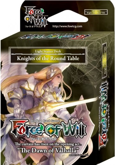 Force Of Will Knights Of The Round Table.Starter Deck Knights Of The Round Table Force Of Will Tcg Wiki