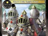 Alice's Little Supply Force