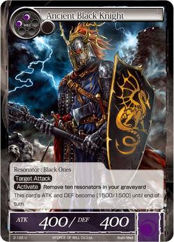 Ancient Black Knight