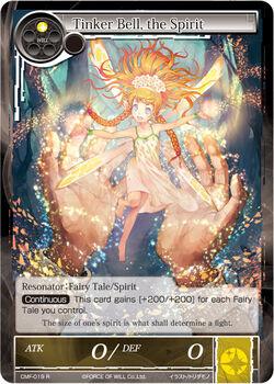 Tinker Bell, the Spirit
