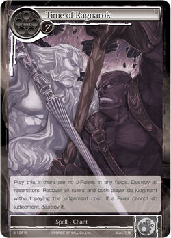 Time of Ragnarok
