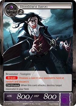 Bloodthirst Baron