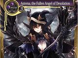 Astema, the Fallen Angel of Desolation