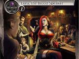 Lora, the Blood Speaker