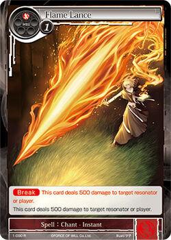 Flame Lance-0