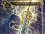 Excalibur, the God's Sword