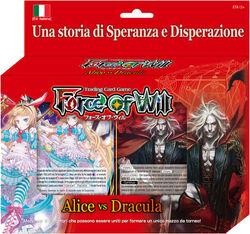 Alice vs Dracula