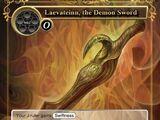 Laevateinn, the Demon Sword