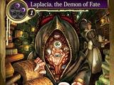 Laplacia, the Demon of Fate