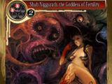 Shubb-Niggurath, the Goddess of Fertility
