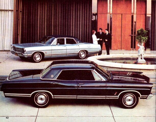 File:1967 Ford LTD 4-Door Hardtop & 4-Door Sedan.jpg