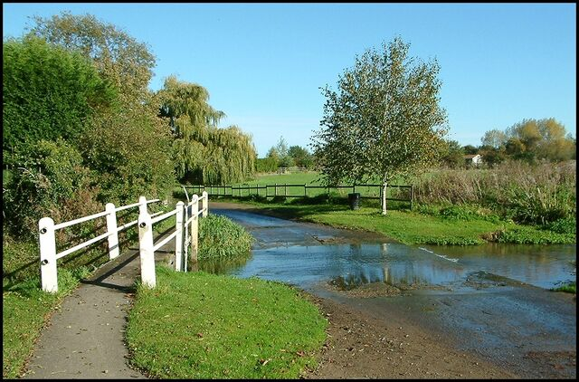 File:The Ford at Kirkby Green.jpg