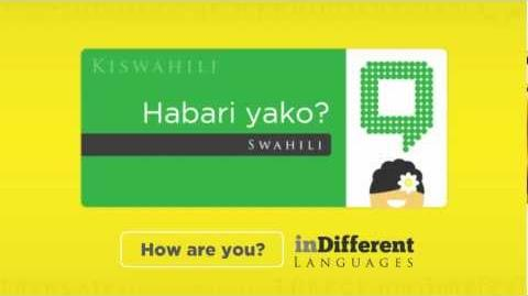 How are you? in 30 Different Languages
